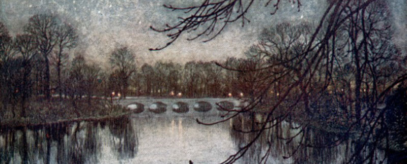 LONDON'S HIDDEN RIVERS BY MOONLIGHT – THE WESTBOURNE AND HYDE PARK